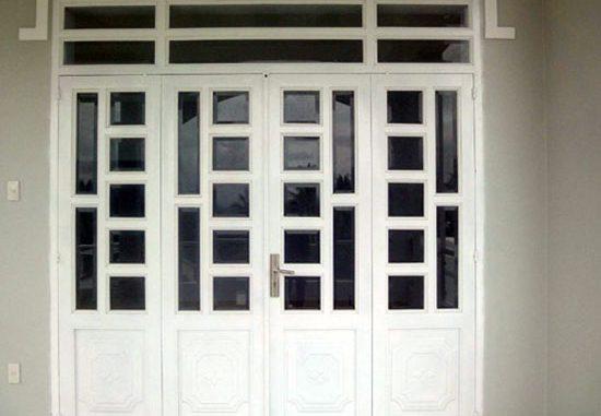 Cửa nhôm kính Việt Pháp tại quận 1 giá tốt